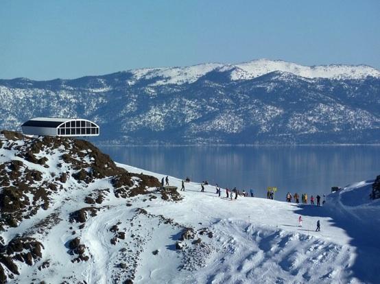 Donner Ski Ranch Trail Map | California Ski Resort Maps on